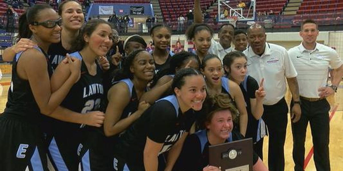 Ike girls beat Mac 57-52 to earn trip to 5A State Tournament