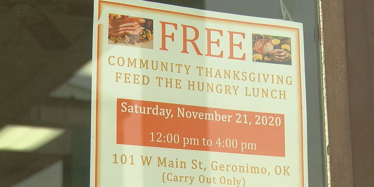 House of Bread Ministry feeds Geronimo community