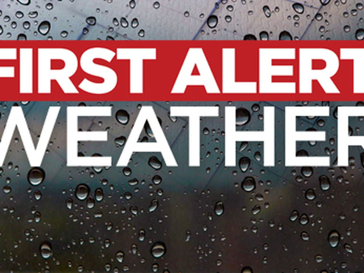First Alert Forecast: Heat Advisory and the chance for storms on tap for Saturday (8/17 AM)
