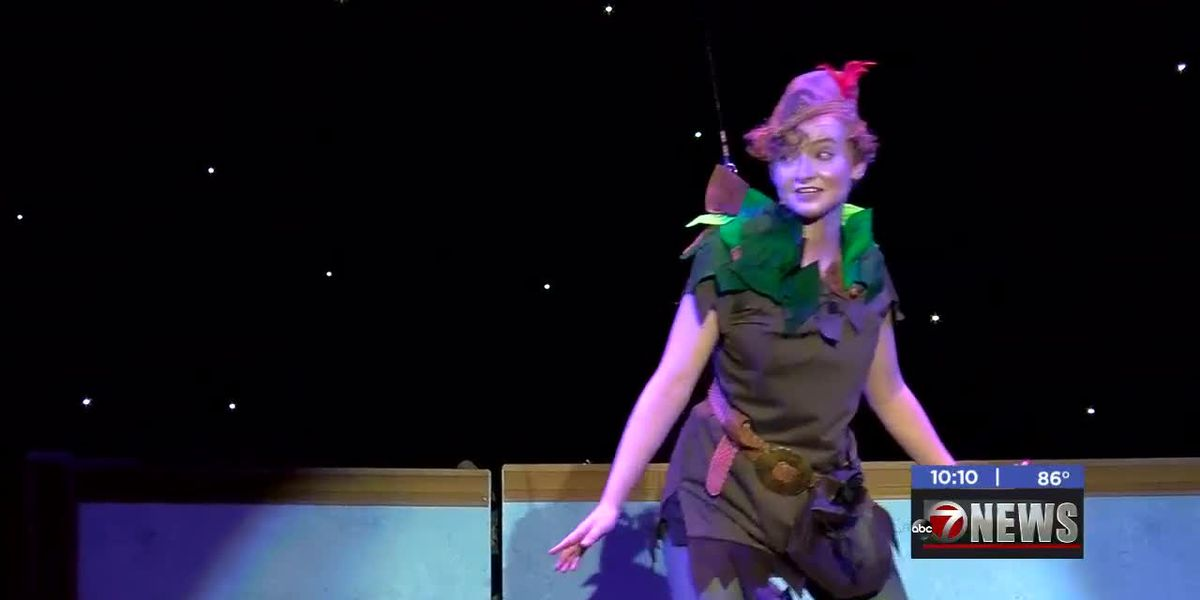Lawton Community Theatre performs 'Peter Pan'