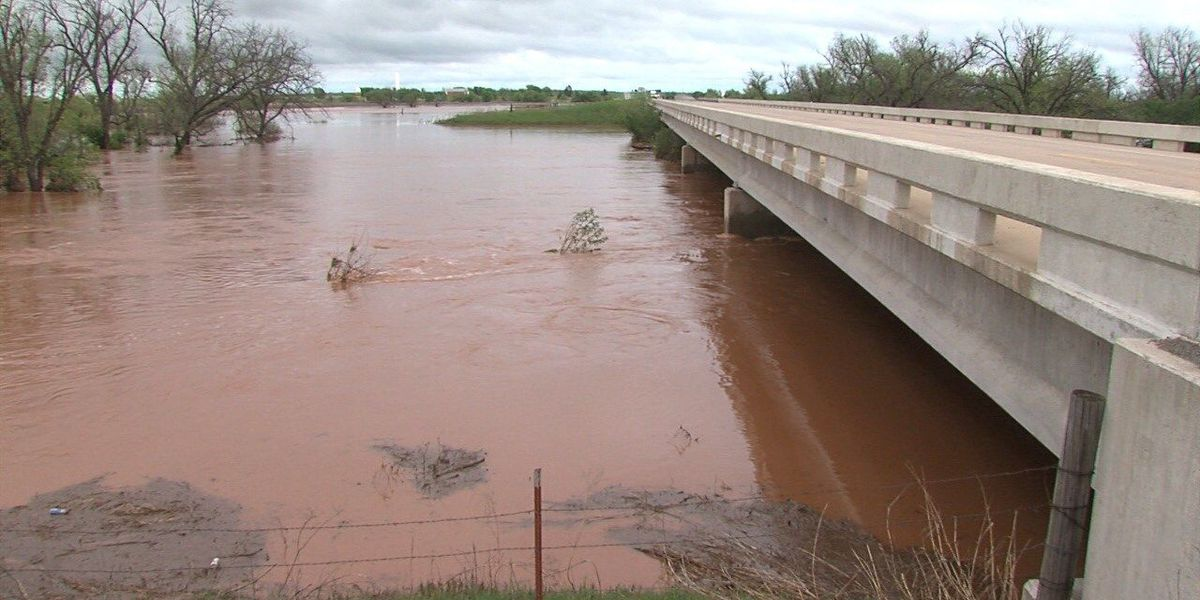Tillman Co. recovering from heavy rains, flooding