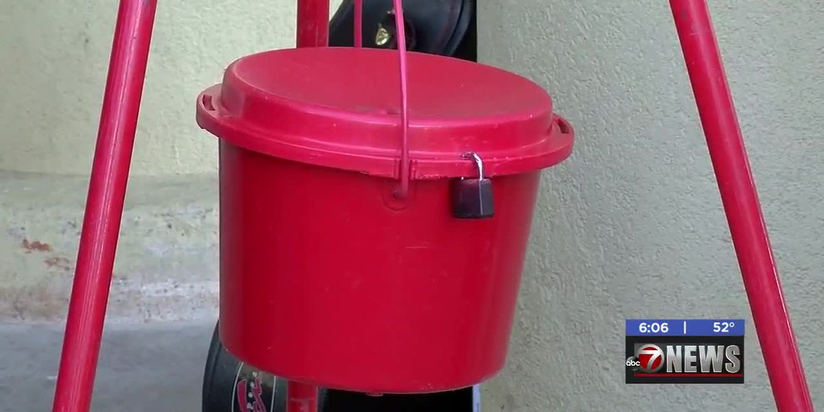 Red Kettle Campaign begins in Lawton