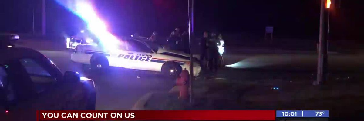 Lawton police officer injured in crash-9/17/20