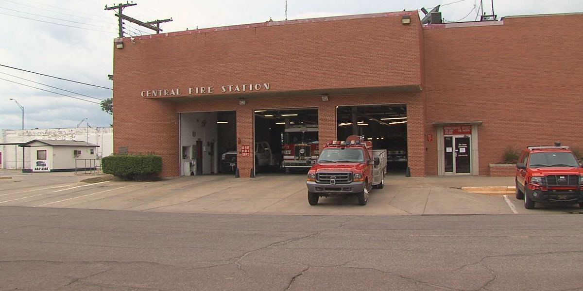 Mold discovered in Altus fire station