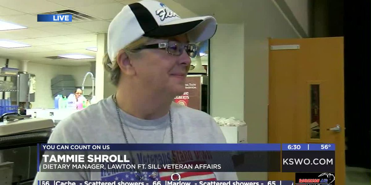 Lawton Stand Down helps low income and homeless veterans