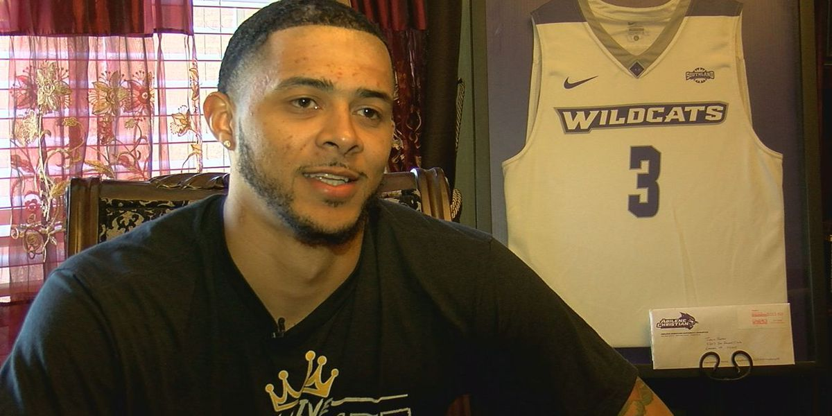 Lawton man chasing professional basketball dream