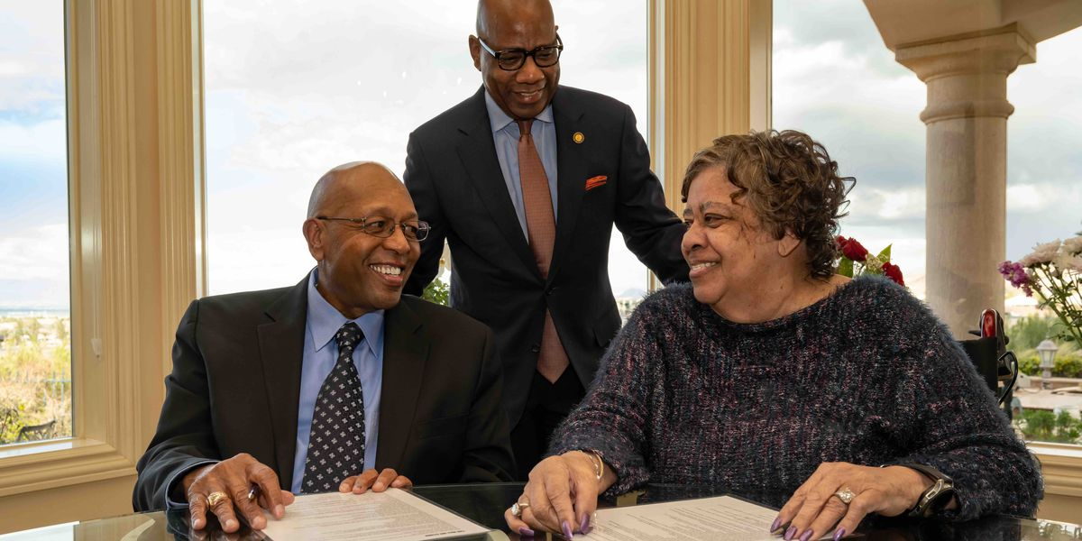 Nearly 60 years later, college dropout and wife pledge $20M gift to alma mater