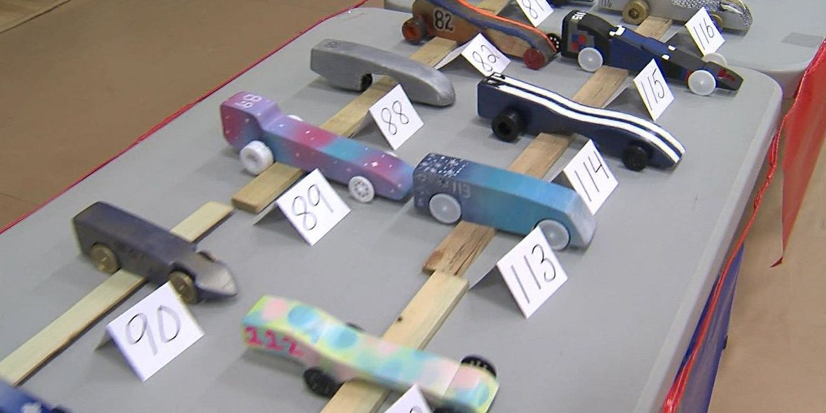Race cars put to the test in student contest