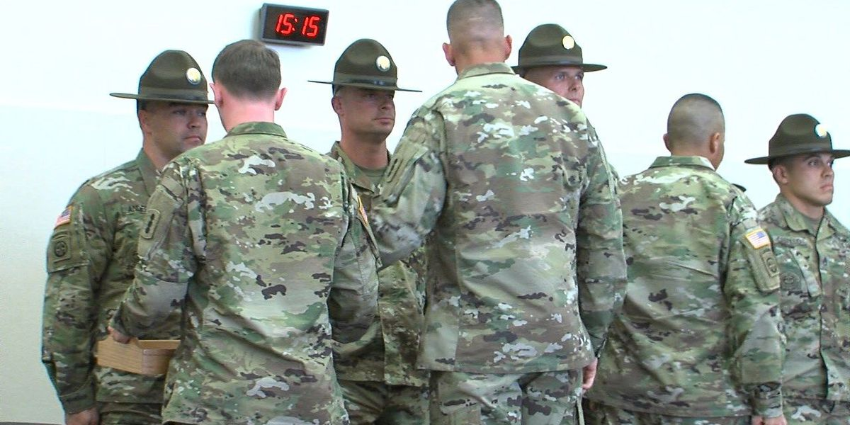 Fort Sill names Drill Sergeant of the Year