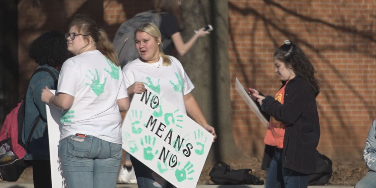 Duncan students stage walkout after harassment allegations