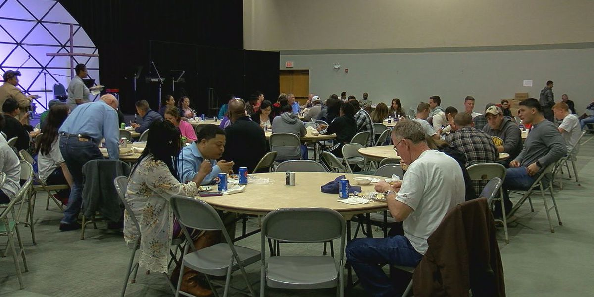 Lawton Stand Down helps homeless veterans