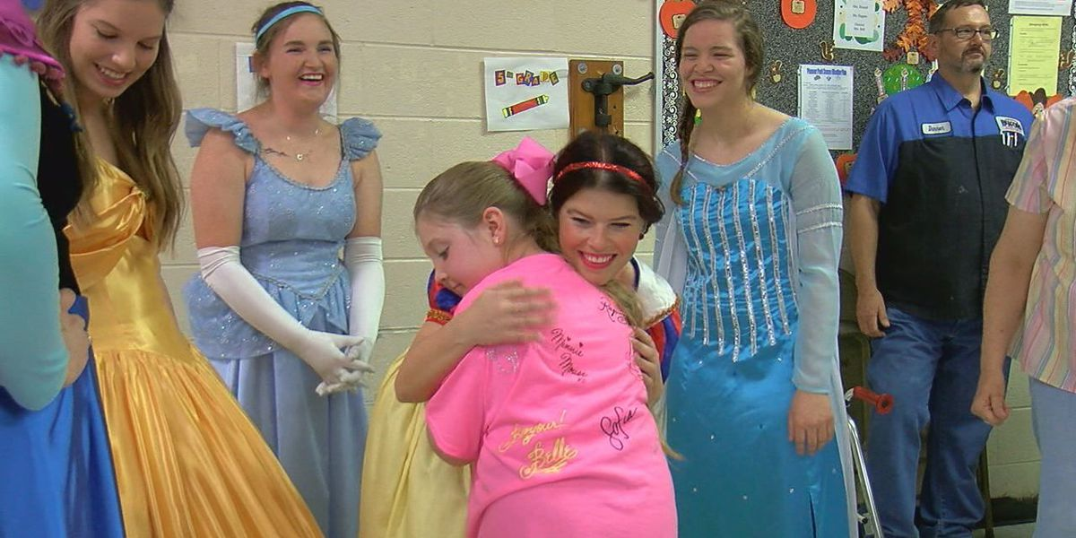 Lawton girl's Disney World dream coming true