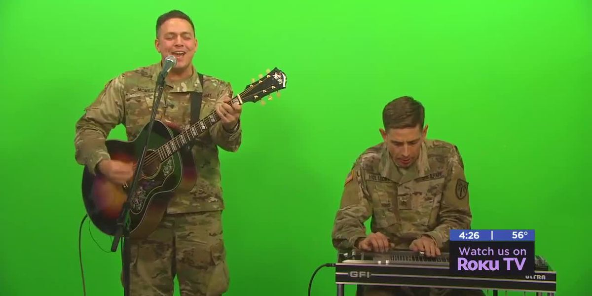 77th Army Band presents free Winter concert in Lawton