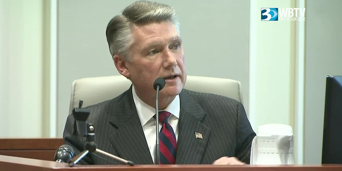 Mark Harris suddenly calls for a new election in the 9th District during investigation hearing