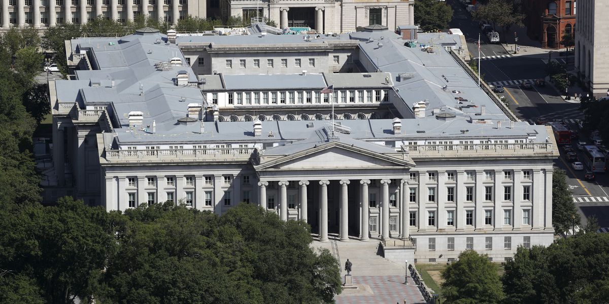 US Treasury projects record Q3 borrowing of $947 billion