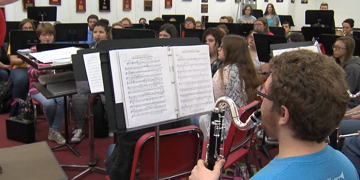 Memorial piece composed for Duncan students