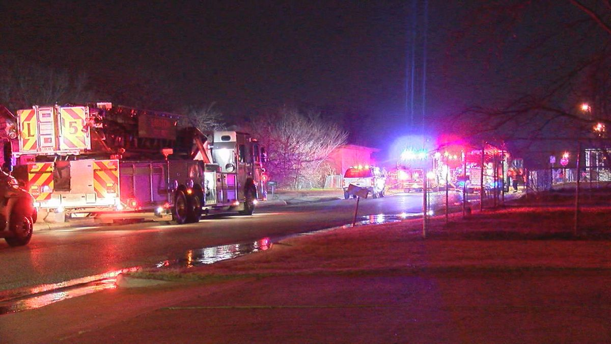 Lawton Fire Department releases details on 15th and Summit Fire
