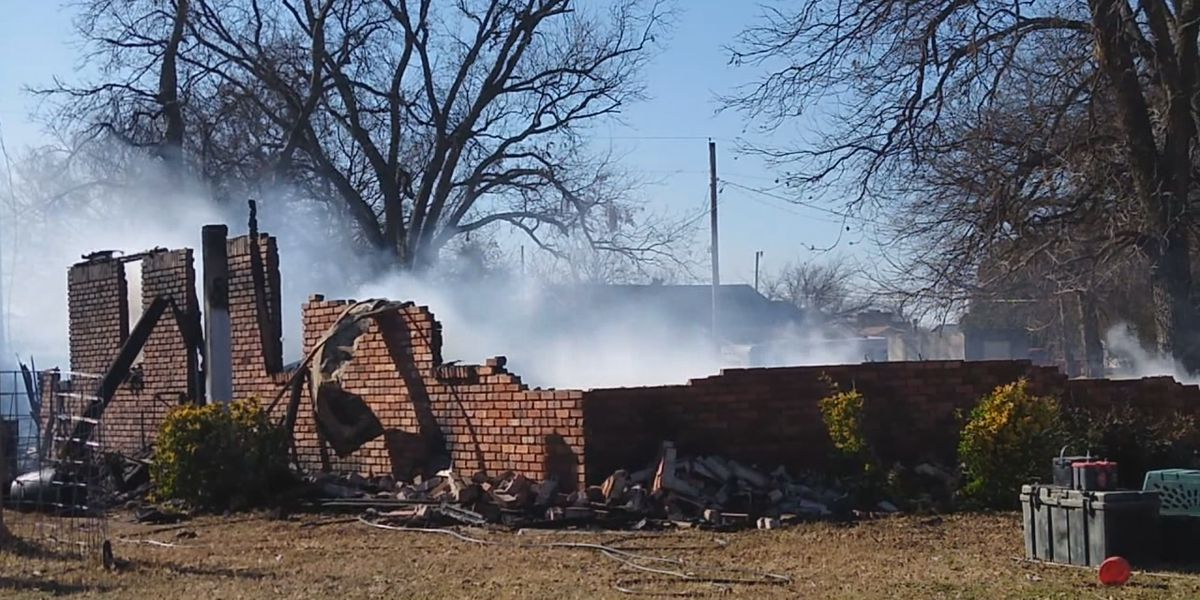 Walters home destroyed by fire