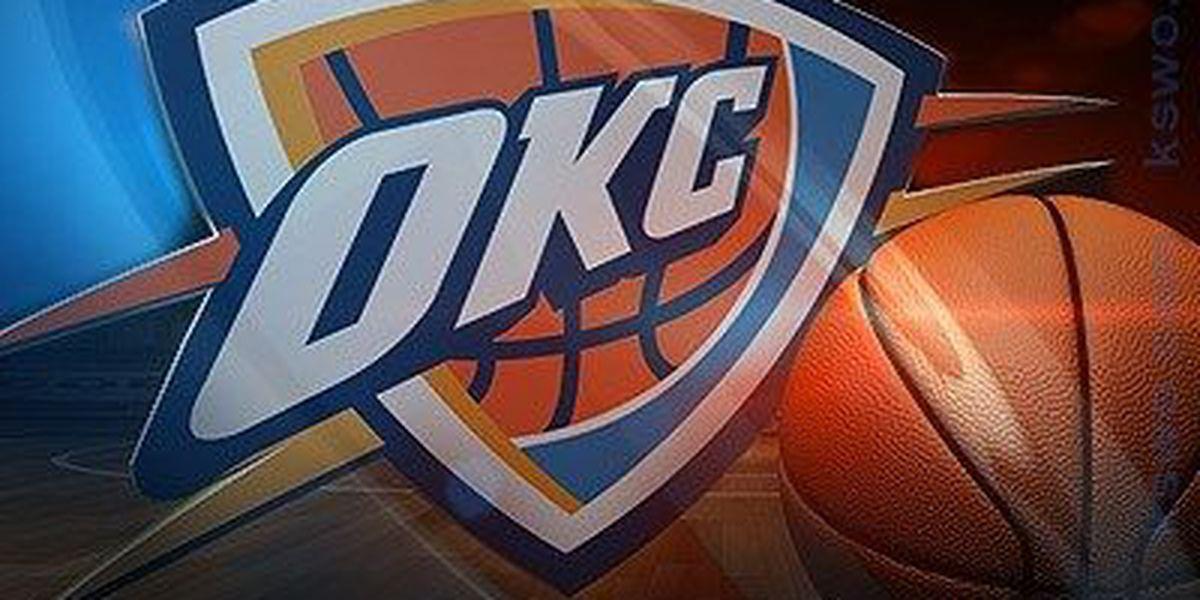 DeRozan, Raptors beat Thunder 103-98 to remain unbeaten