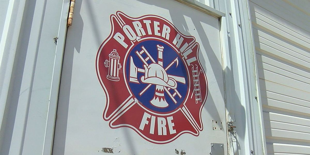 Porter Hill VFD Board of Directors suspends fire services
