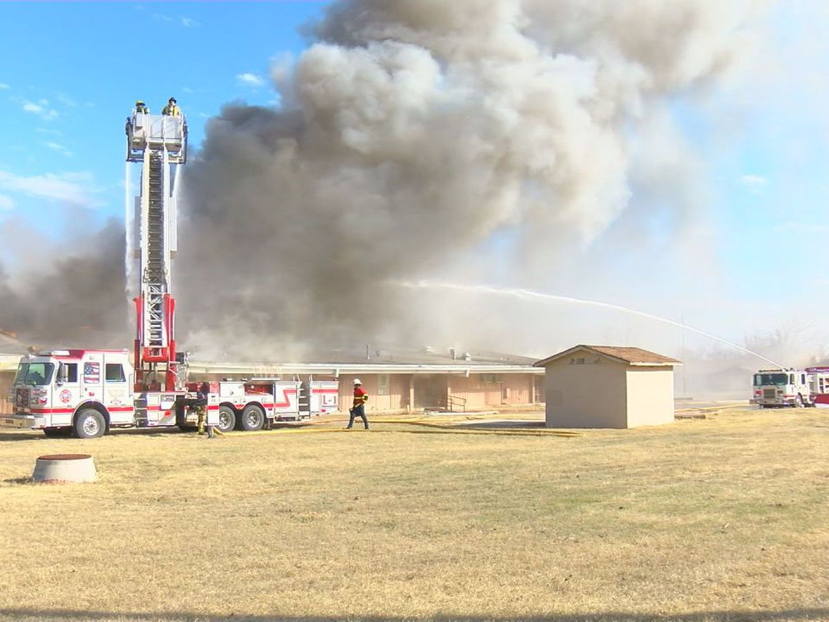 Lawton Fire Marshal's Office investigating five suspicious fires