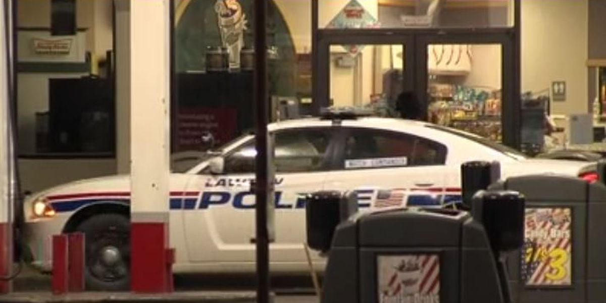 Man arrested after Lawton convenience store robbery