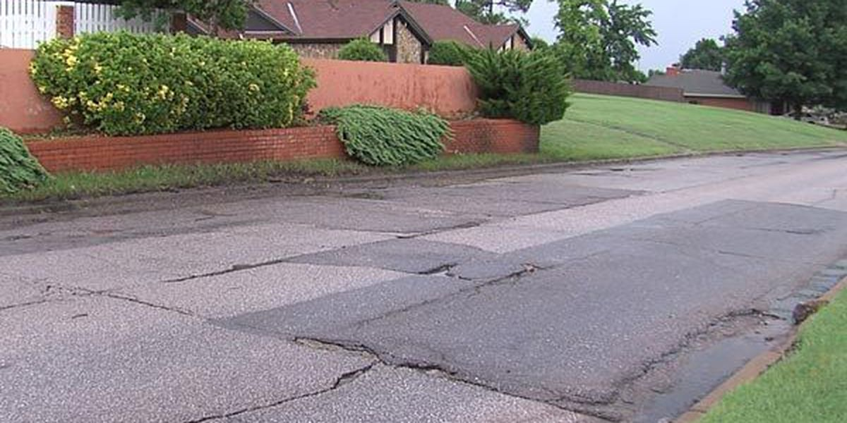 Duncan roads get a much-needed repair