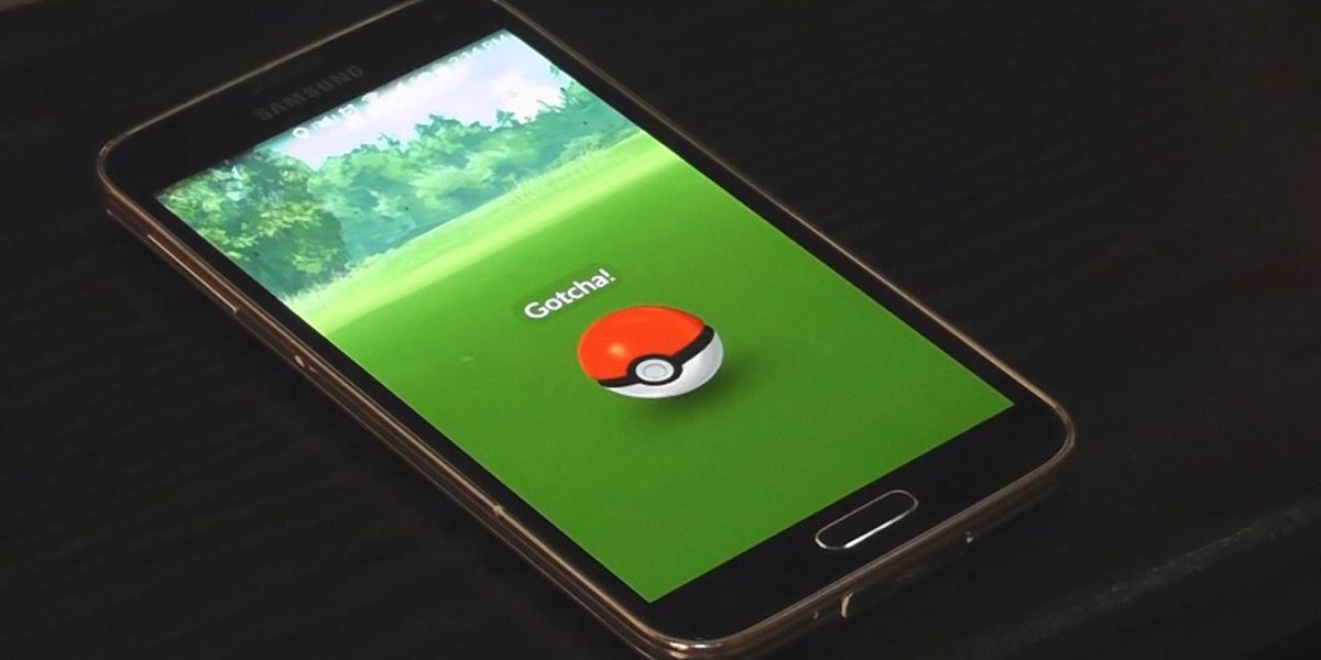 Pokemon GO: Kids, adults get exercise with new game