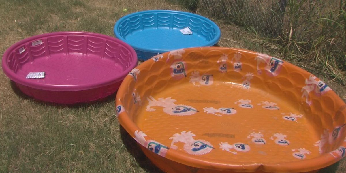 Animal Welfare in need of plastic pools