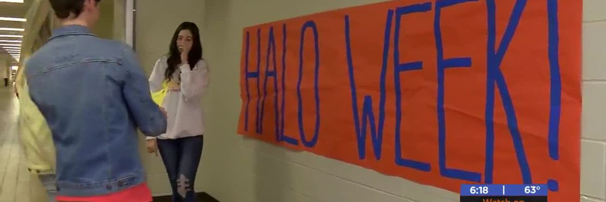 Duncan students raise over $20,000 for HALO week