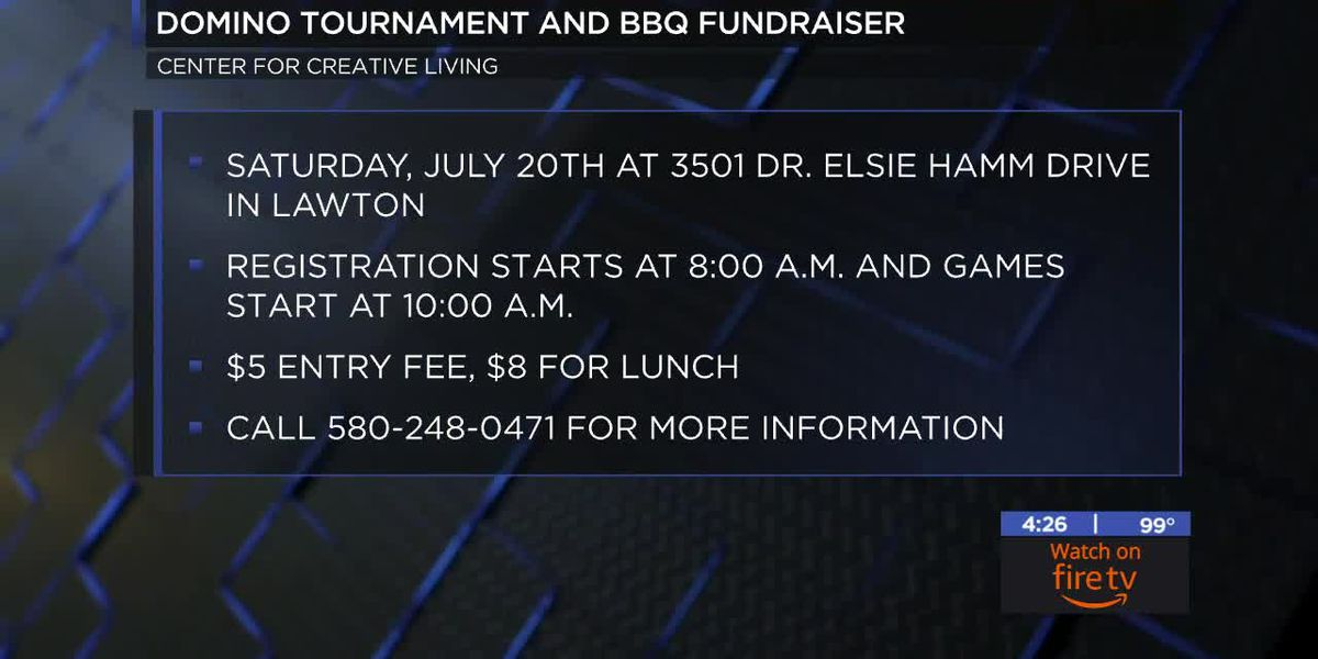 Center for Creative Living hosting Domino Tournament and BBQ Fundraiser