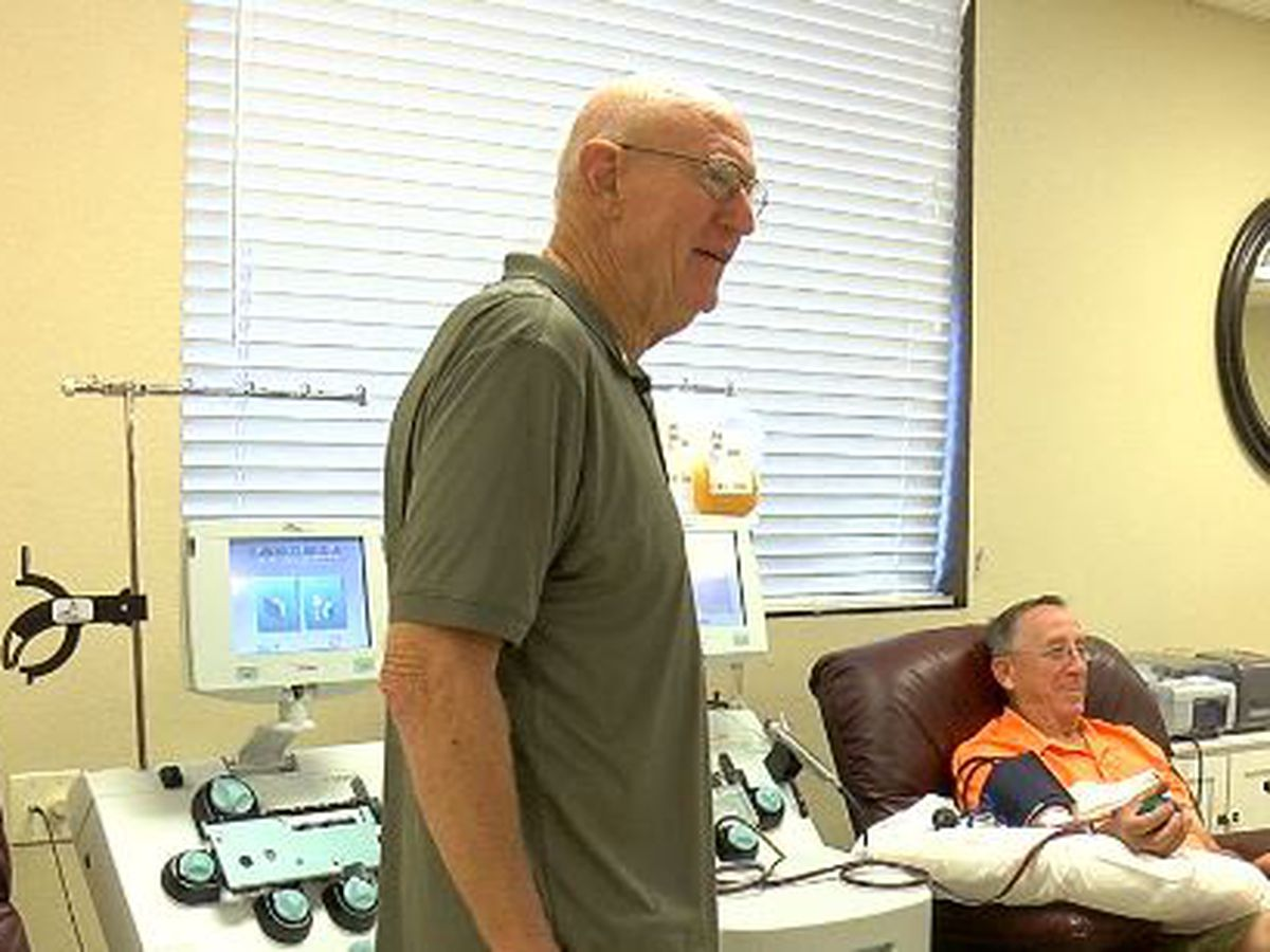 Lawton blood donor receives thank-you note as part of new OBI program