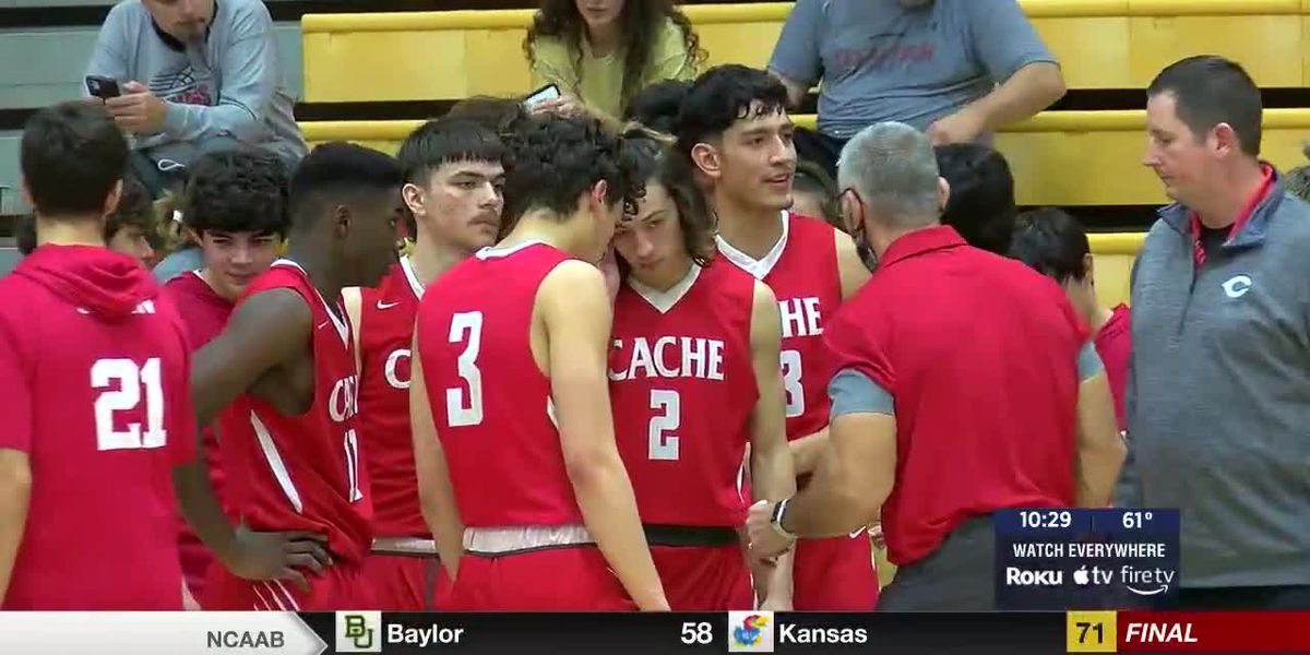 Cache knocks off Elgin to advance to Area Round