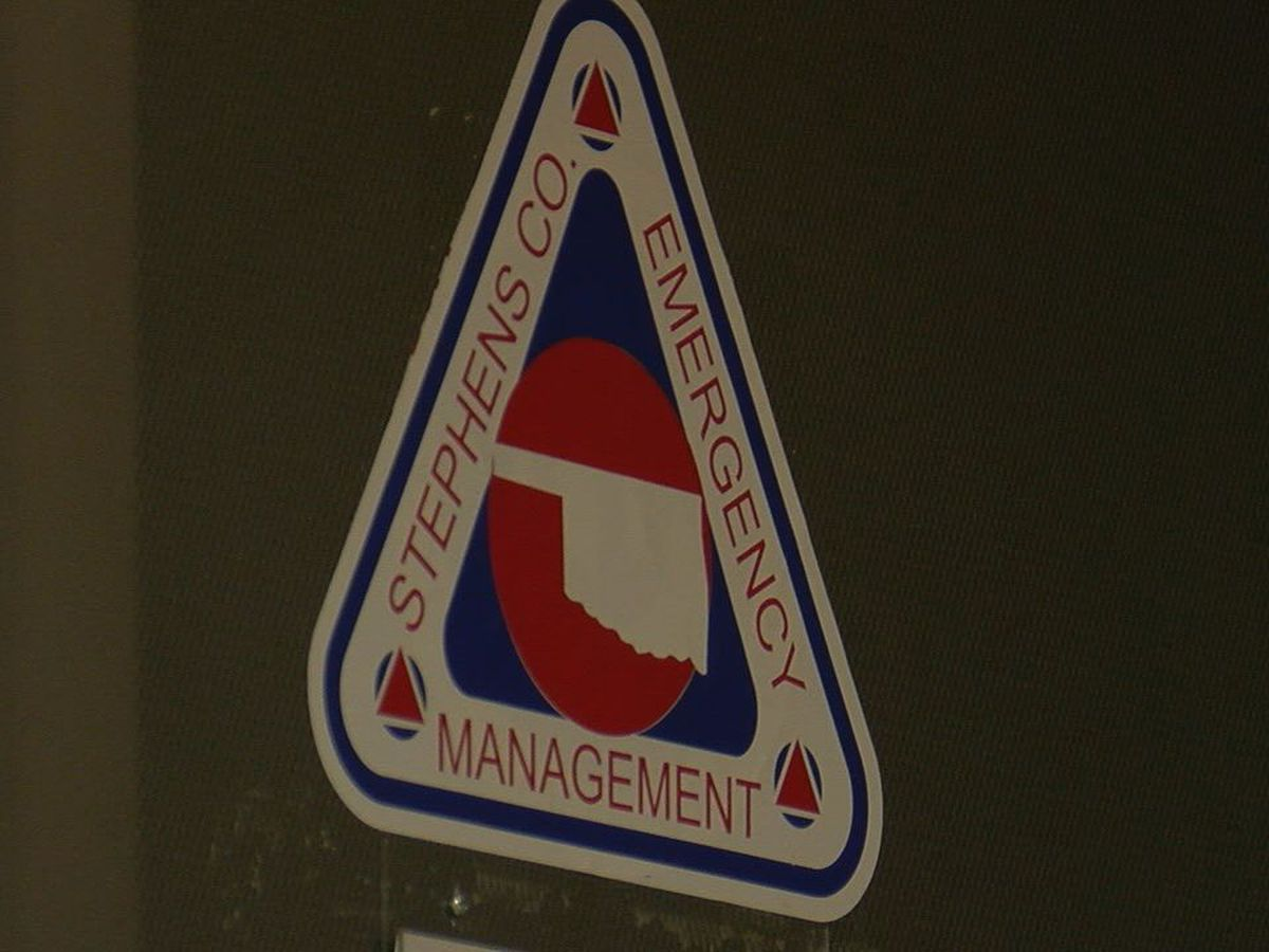Emergency management goes through crisis training
