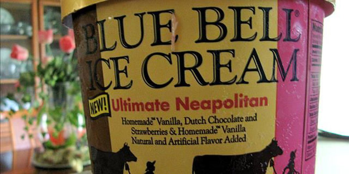 Blue Bell receives OK to resume production at Alabama plant