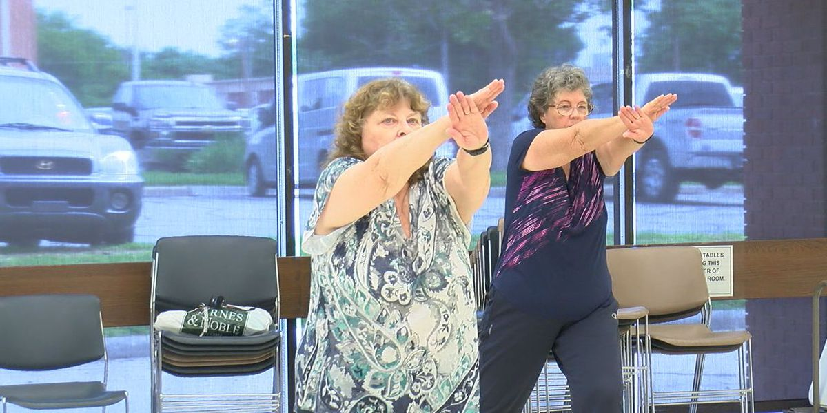Tai Chi improves balance for seniors