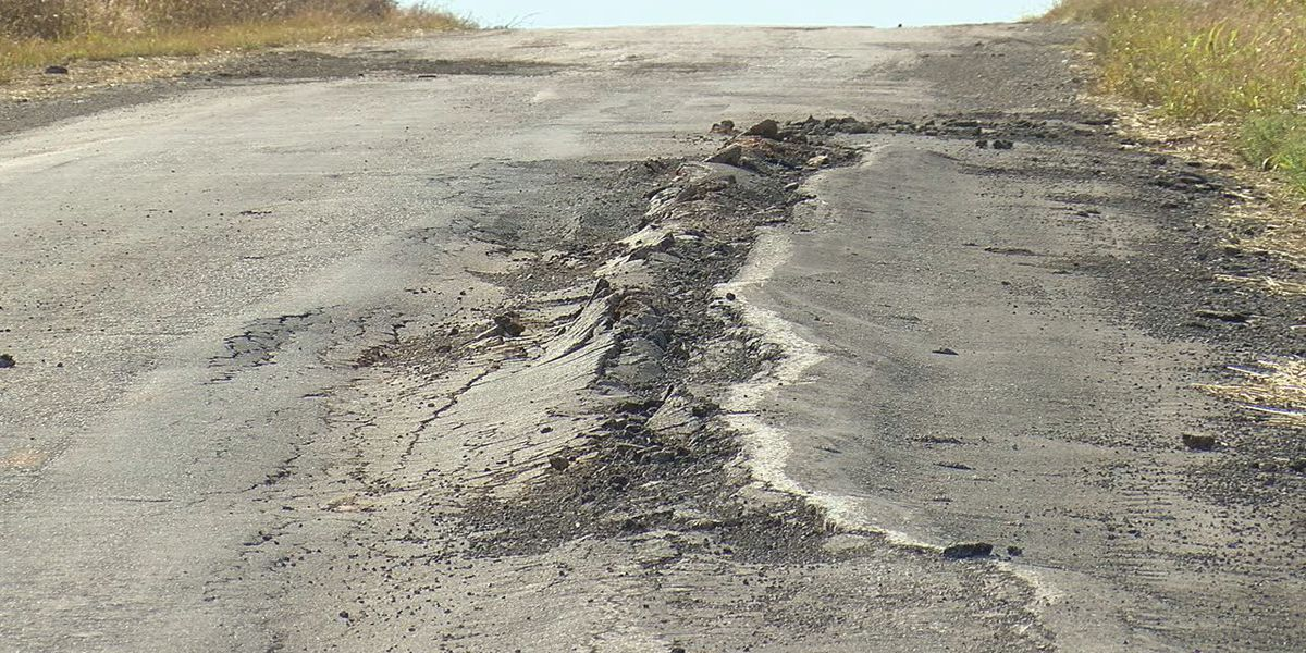 Condition of Sheridan Road concerns citizens