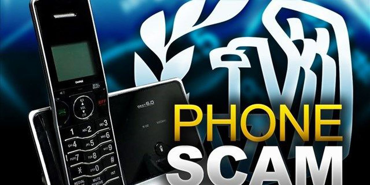 Lawton Police Department warns public about IRS scams