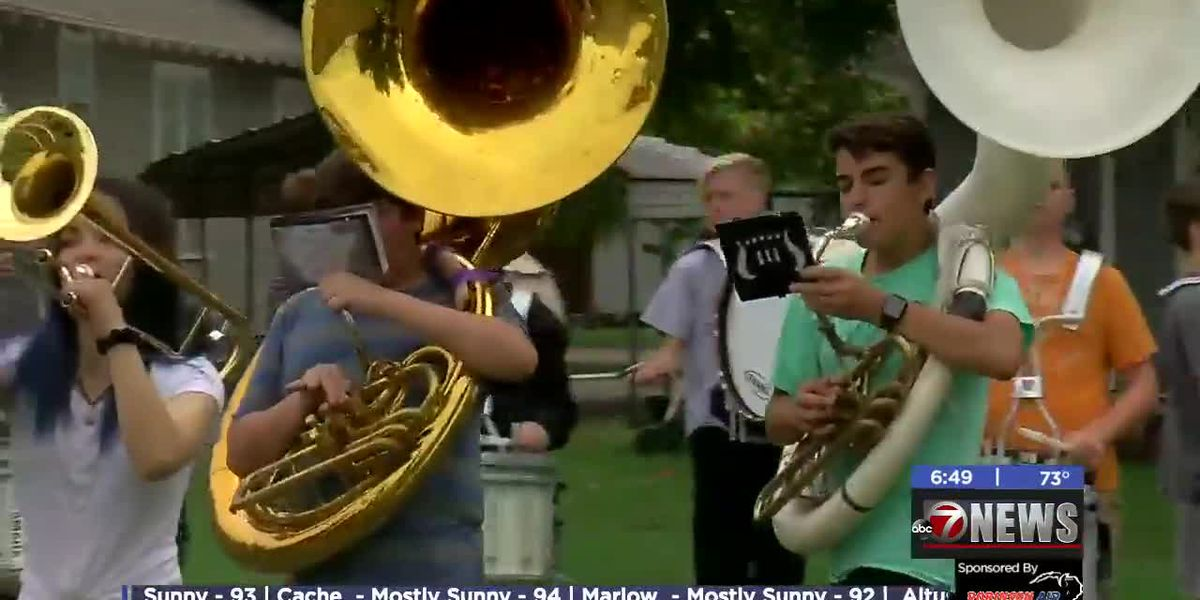 Weekly Band Highlight: Marlow High School