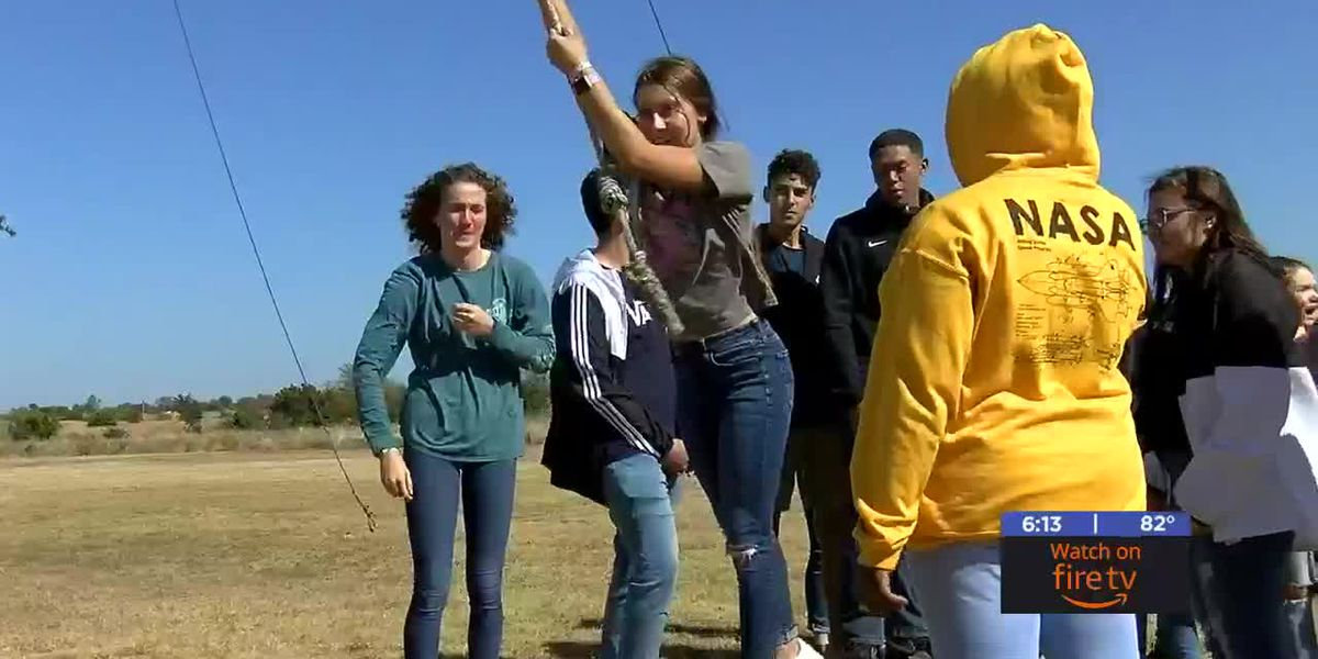 Junior Leadership Lawton-Fort Sill attend team building retreat