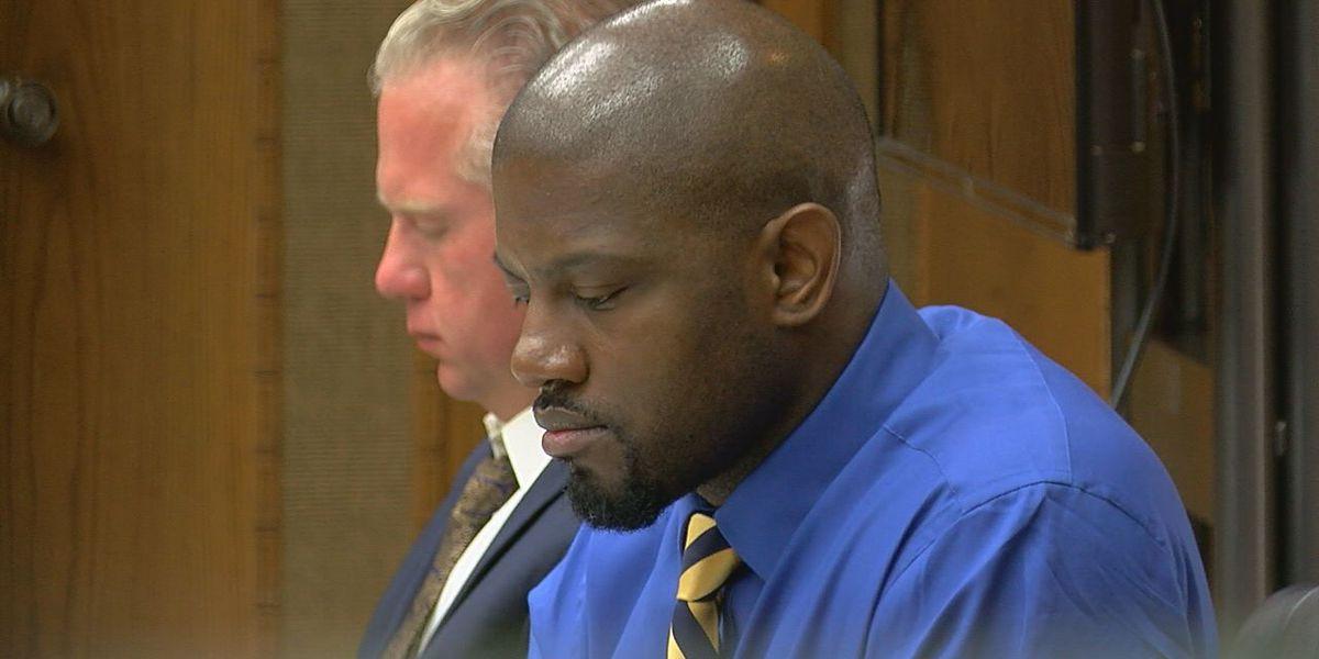 Testimony begins in trial of man accused of shooting GEO officer