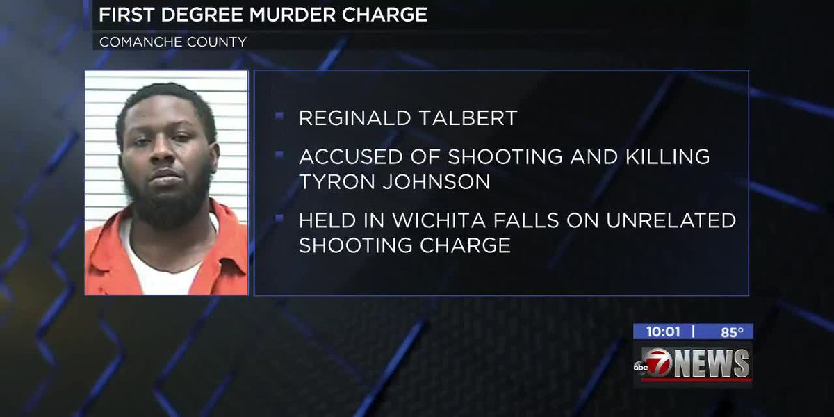 Man charged with Lawton murder detained in Comanche County