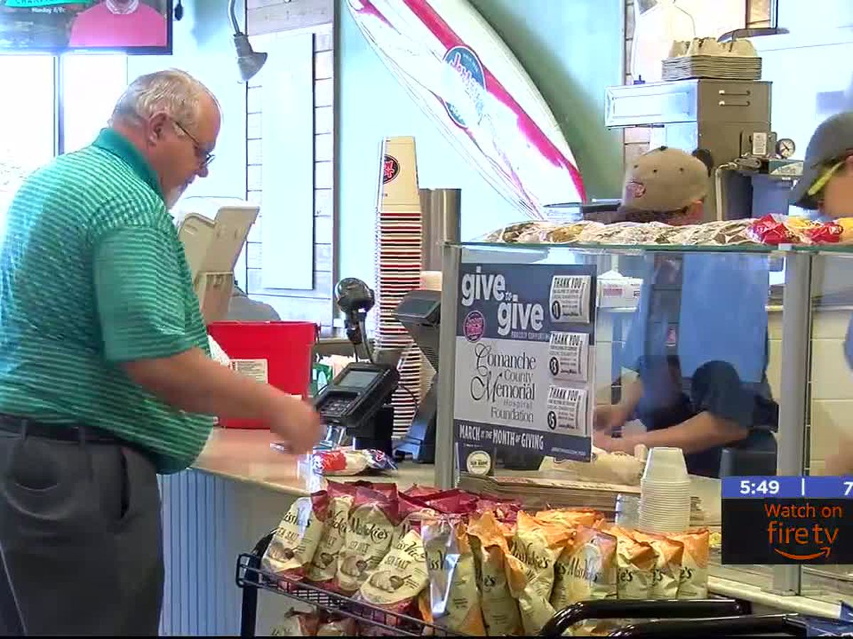 MedWatch: Jersey Mike's donates to CCMH foundation