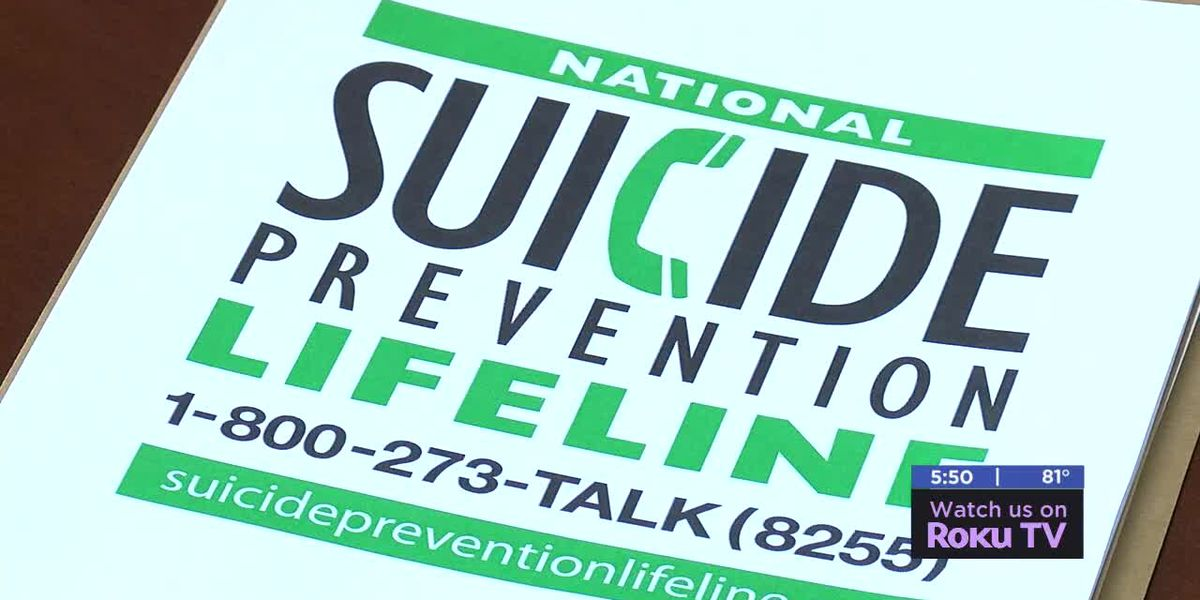 Medwatch: September is National Suicide Prevention Awareness Month