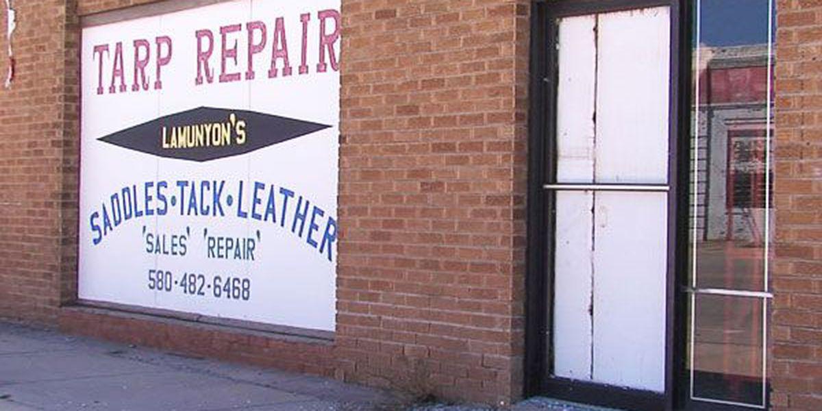 Business owner, burglary suspect open fire