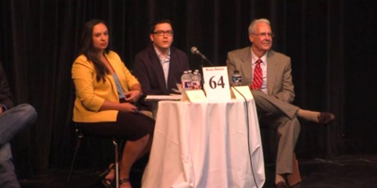 Lawton state legislative candidates talk education