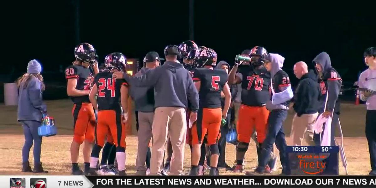 Apache advances with 32-22 win over Fairview