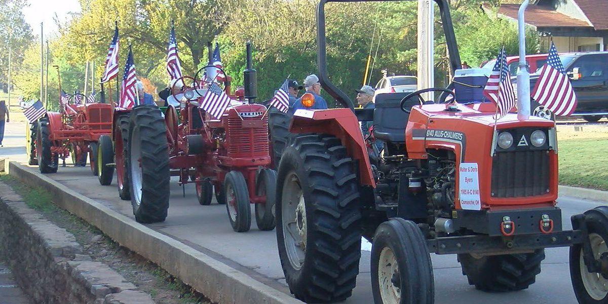 Local Veterans honored at parade