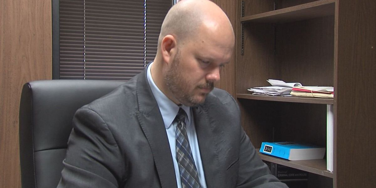 Assistant district attorney leaving Comanche County