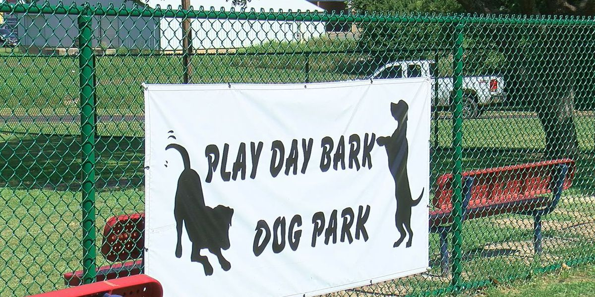 City of Duncan opens first dog park